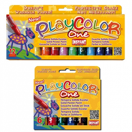 TEMPERA BARRA PLAYCOLOR ONE